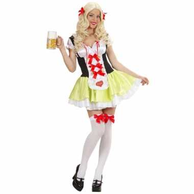 Biermeisje carnavalskleding volwassenen dames goedkoop