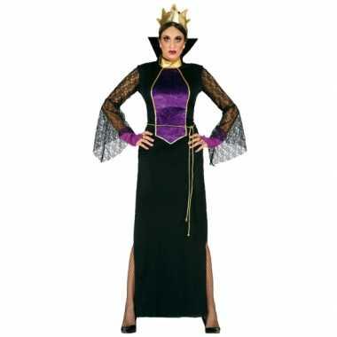 Boze stiefmoeder carnavalskleding dames goedkoop