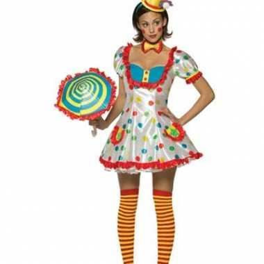 Carnavalskleding Dames Clown.Carnavalskleding Clown Carnavalskleding Dames Goedkoop