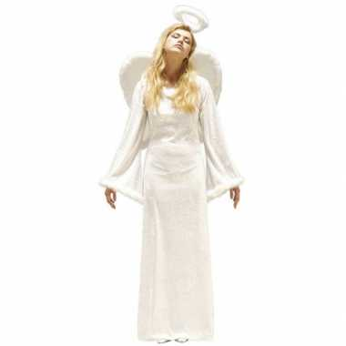 Carnavalskleding engeltjes damesjurk goedkoop
