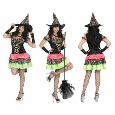 Carnavalskleding gekleurde oktoberfest jurk dames goedkoop