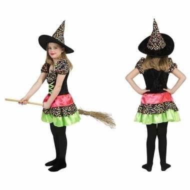 Carnavalskleding gekleurde oktoberfest jurk meisjes dames goedkoop