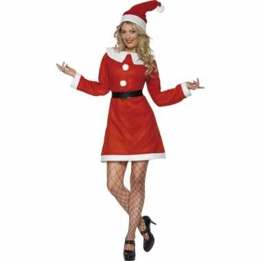 Carnavalskleding  Kerstjurkjes dames goedkoop
