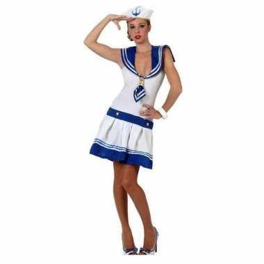 Carnavalskleding matroos dames goedkoop