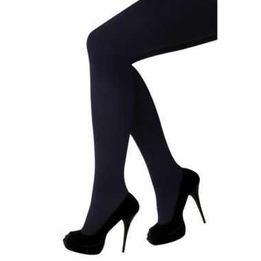 Carnavalskleding pieten accessoires thermo maillot zwart dames