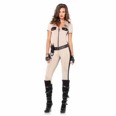 Carnavalskleding  Sexy politie catsuits accessoires dames goedkoop