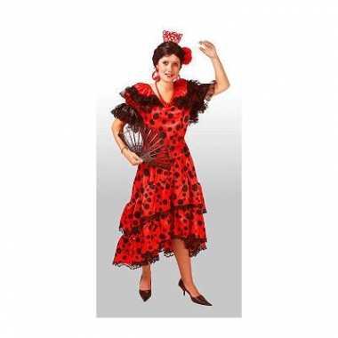 Carnavalskleding  Spaanse dames jurken goedkoop