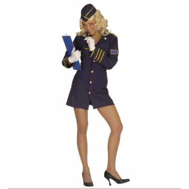 Carnavalskleding Stewardess dames goedkoop