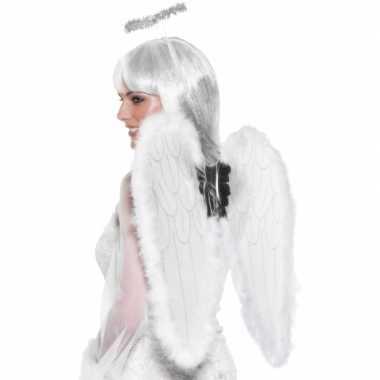 Carnavalskleding vleugels een engel dames goedkoop