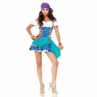 Carnavalskleding Dames Jurkje.Carnavalskleding Zigeunerinnen Jurkje Dames Goedkoop