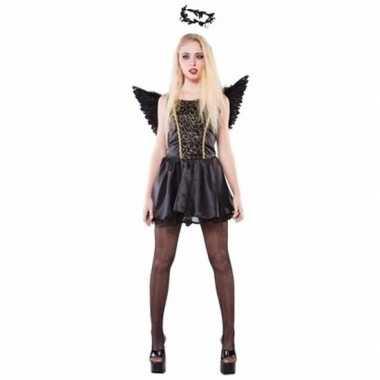 Carnavalskleding zwarte engelen carnavalskleding dames