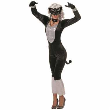 Dames carnavalskleding kat goedkoop