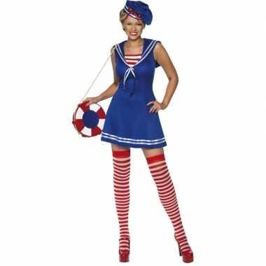 Dames matrozen carnavalskleding baret goedkoop