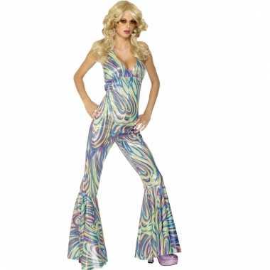 Disco verkleed carnavalskleding dames