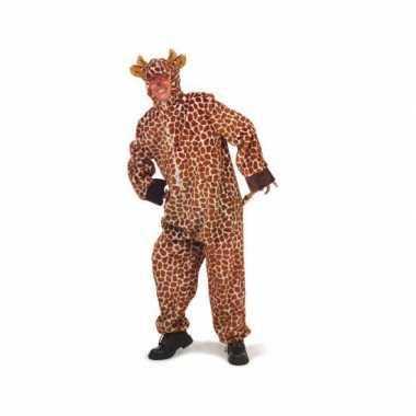 Giraffe carnavalskledingken volwassenen dames goedkoop