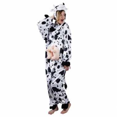 Huiscarnavalskleding koe dames