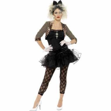 Jaren Madonna carnavalskleding dames goedkoop