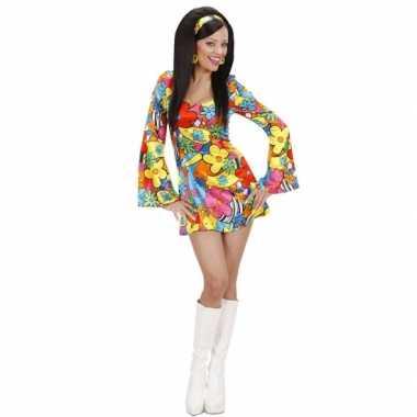 Sexy carnavalskleding hippie dames goedkoop