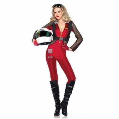Sexy formule carnavalskleding dames