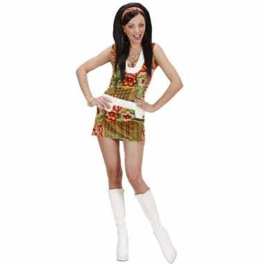 Sexy hippie carnavalskleding vrouw dames goedkoop